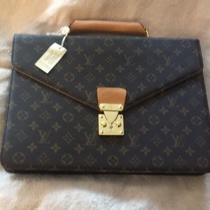 Louis Vuitton Attaché Briefcase